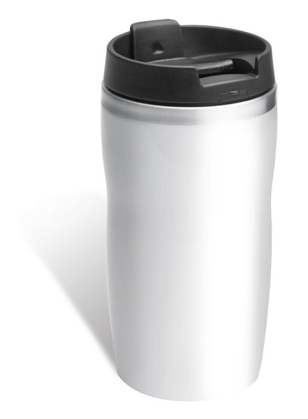 Kaffeebecher to go Isolierbecher doppelwandig 260ml