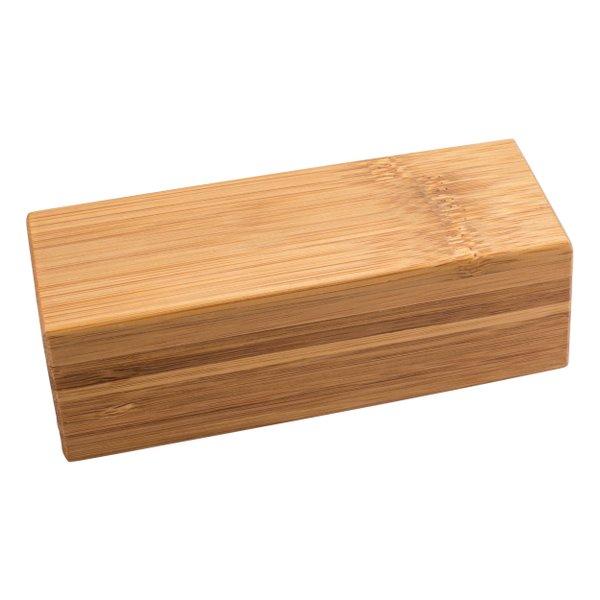 Kellnermesser Korkenzieher aus Bambus in formschöner Box