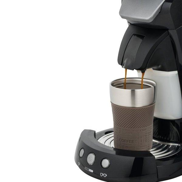 Thermobecher to go Kaffeebecher unterwegs 230 ml doppelwandig