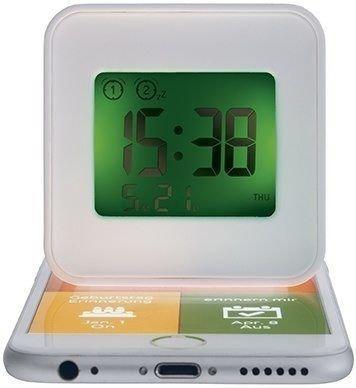 Smart Alarmuhr ERANDIO WHITE