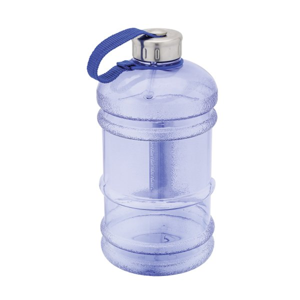 Fitnessflasche Trinkflasche für das Work Out 2,1 Liter bpa-frei DEHP-frei
