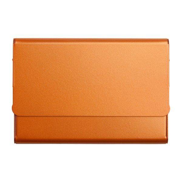 Visitenkartenhalter Visitenkartenbox für den Schreibtisch Metall