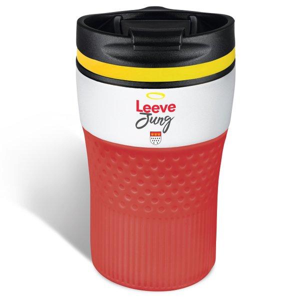 Thermobecher to go Kaffeebecher togo coffee to go doppelwandig 230 ml Köln Design