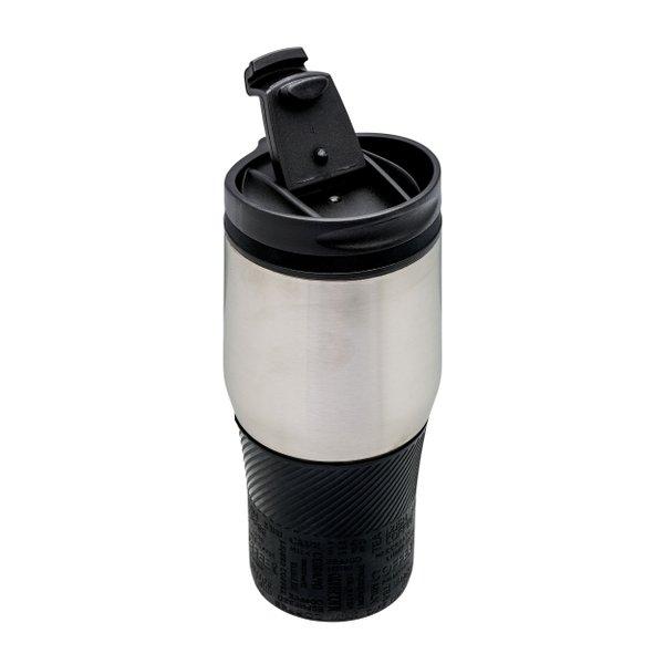Thermosbecher aus Edelstahl mit Vakuumfunktion 380ml