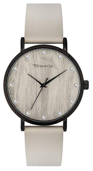 Tamaris Alva Damenuhr Armbanduhr holz schwarz