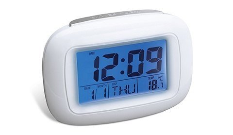 Wecker mit Thermometer DILI