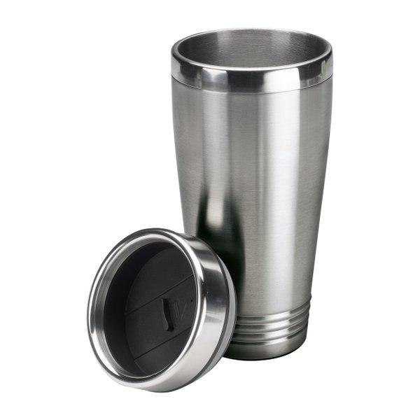 Coffee to go Thermobecher Edelstahl doppelwanding 500ml