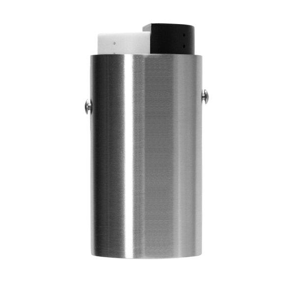Salz- und Pfefferset mit herausschiebbaren Kunststoffbehälter zum Dosieren von Salz und Pfeffer