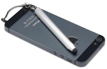 Eingabestift mit Kugelschreiber für Smartphones und Tabletcomputer GRIMSBY