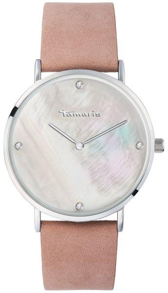 Tamaris Anika Damenuhr Armbanduhr rosa