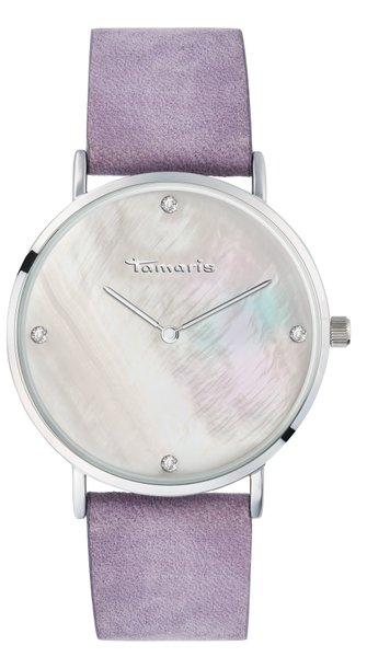 Tamaris Anika Damenuhr Armbanduhr lila